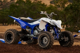 Championship Level Upgrades For the Yamaha YFZ450R