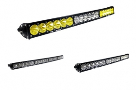 Baja Designs OnX6 Arc Series LED Light Bars; Solid Function Plus Style