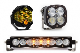 Don't Settle for a Cheap Substitute; Baja Designs Lighting is the Real Deal