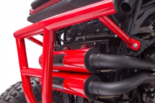 HMF Performance Enhanced Equipment for the Polaris RZR RS1!
