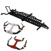 MTXM + DXTDP - racingpowersports.com - MotoTote MAX Dirt Bike Scooter Motorcycle Carrier Hitch Hauler Ramp Tie Down NF