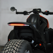 RYKER-TL - racingpowersports.com - New Rage Cycles Tail Light Kit For Can-Am Ryker 600 900 Rally Sport 2019+