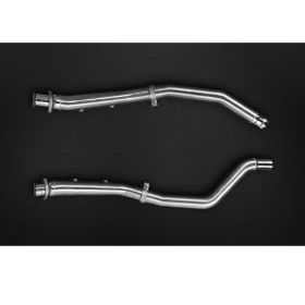 02MB09103007-RPSCO567 - racingpowersports.com - Capristo Mercedes GLE 63/S or 500 Cat Delete Pipes