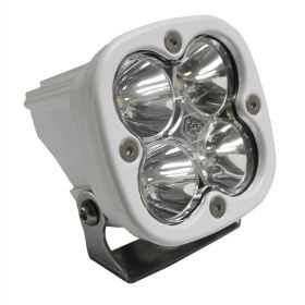 550001WT-RPSBA1489 - racingpowersports.com - Baja Designs Squadron Sport Marine White ATV LED Light Spot Led Pattern