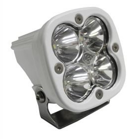 550006WT-RPSBA1492 - racingpowersports.com - Baja Designs Squadron Sport Marine White ATV LED Light Flood Work Pattern