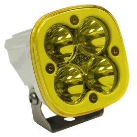 550016WT-RPSBA1496 - racingpowersports.com - Baja Designs Squadron Sport Marine White ATV LED Light Flood Work Amber Pattern