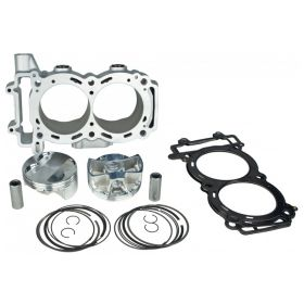 BBKP141000XP96-T-RPSSS188 - racingpowersports.com - Sparks Racing 1065cc 9:0.1 Turbo Piston Big Bore Kit Polaris Rzr Xp 1000
