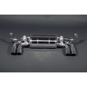02FE05803002-RPSCO44 - racingpowersports.com - Capristo Ferrari 328 Valved Exhaust System with Remote - Euro Version Only