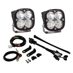 558003-RPSBA2361 - racingpowersports.com - Baja Designs Squadron Sportsmen LED Light Kit Triumph Tiger 800XC