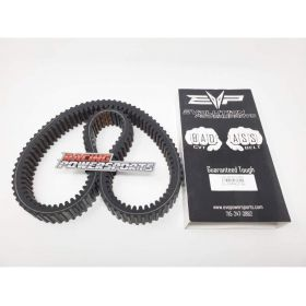 CL-CAMX3T-EX-RPSEN1 - racingpowersports.com - Evolution Powersports EVO Bad Ass Drive Belt Can-am X3 Turbo 422280651 422280652