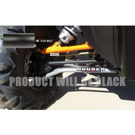 075901-56-RPSHR268 - racingpowersports.com - Houser Racing Front Lower Max Ground Clearance A-Arms Polaris RZR XP 1000 Black