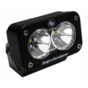 480006-RPSBA1532 - racingpowersports.com - Baja Designs S2 PRO ATV LED Light Flood Work Pattern