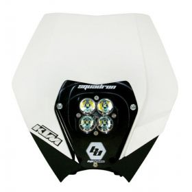 557061-RPSBA1626 - racingpowersports.com - Baja Designs Squadron Sport LED Headlight Kit KTM 2008-2013 With Headlight Shell