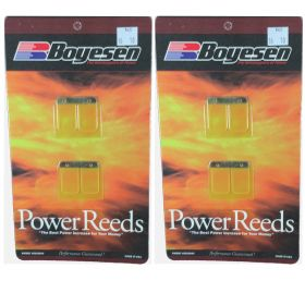 645-RPSBN2 - racingpowersports.com - Boyesen Power Reeds Pair Yamaha Banshee Yfz350 All Years Full Kit 2 Units 645