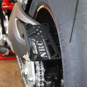 950-SIDE-RPSNC102 - racingpowersports.com - New Rage Cycles Ducati Hypermotard 950 Side Mount License Plate 2 Position
