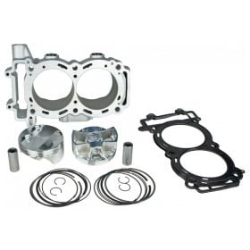 BBKP11900XP96-T-RPSSS194 - racingpowersports.com - Sparks Racing 935cc 9.0:1 Turbo Piston Big Bore Kit Polaris Rzr Xp 900
