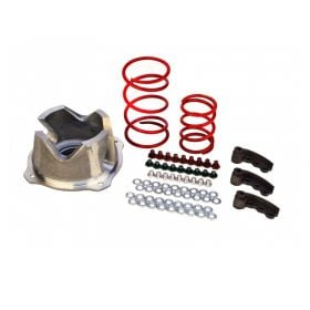 HDCP141000XP56RWR-RPSSS278 - racingpowersports.com - Sparks Racing Complete Performance Clutch Kit Polaris RZR XP 1000 2014-2015
