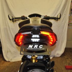 DRAG-FE-RPSNC120 - racingpowersports.com - New Rage Cycles MV Agusta Dragster 800 RR Fender Eliminator Kit