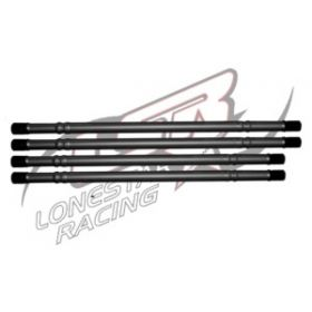 75-51SUS523+75-51SUS524-RPSLR585 - racingpowersports.com - LoneStar Racing LSR Polaris RZR XP Turbo front & Rear Heavy Duty Axle Shafts