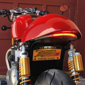 THRUXTON16-FE-tckd-RPSNC139 - racingpowersports.com - New Rage Cycles Triumph Thruxton 2016 Fender Eliminator Kit Tucked
