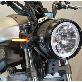XSR700-FS-RPSNC171 - racingpowersports.com - New Rage Cycles Yamaha XSR 700 Front Turn Signals